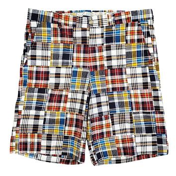 Vineyard Madras Shorts by Country Club Prep