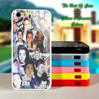 Matthew Espinosa Collage Magcon Boys - iPhone 4/4s, iPhone 5s, iPhone 5c case.
