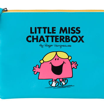 Little Miss Chatterbox Pouch