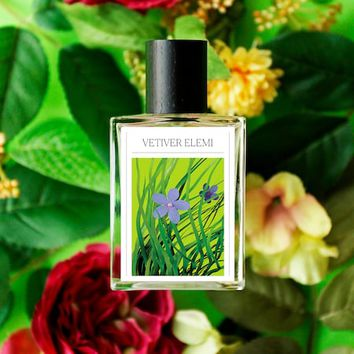 Vetiver Elemi Eau de Parfum - The 7 Virtues | Sephora
