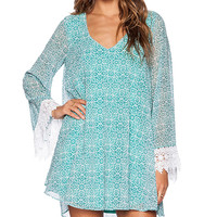 Show Me Your Mumu Portabella Dress in Green