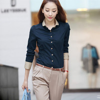 Female Office Shirt