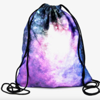 Galaxy Print Festival Backpack