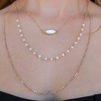 Wild Forces Necklace - White
