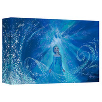 Elsa ''One With the Wind and Sky'' Giclée on Canvas by Lisa Keene