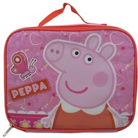 Entertainment One Peppa Pig Girls' Lunch box- Lunch Kit with Peppa Cartoon
