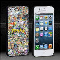 All Character Pokemon for iPod 4th 5th,iPhone 5,5s,5c,4,4s,6,6+,LG Nexus,HTC One,Galaxy S3,S4,S5,Note 2,3-MK