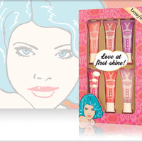 love at first shine! > Benefit Cosmetics