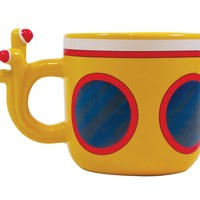 Yellow Submarine Mug - When you add hot water the Beatles (John, Paul, George, and Ringo) appear!