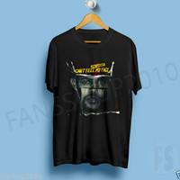 THE WEEKND I Can't Feel My Face Beauty Behind the Madness Album Black T Shirt
