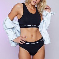Dr Denim Unni Underwear Set Black