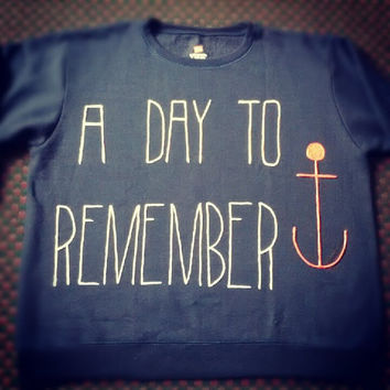 A Day To Remember Sweater