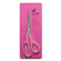 Yoobi Adult Scissors - Pink