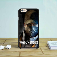 Watch Dogs iPhone 6 Case Dewantary