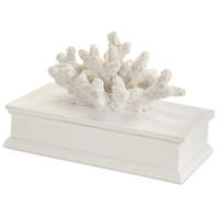 White Coral Storage Box
