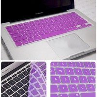 "Pioneer Tech® New Silicone Rubber Keyboard Skin Cover Film For Apple Macbook Air 13"" inch (Green)"