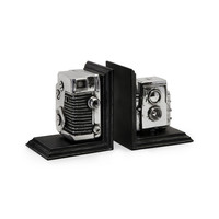Lindy Camera Bookends