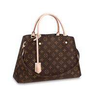 EVE Montaigne MM Monogram Handbag Article: M41056