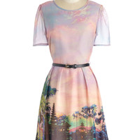 Travel to Tranquility Dress
