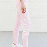 Juicy Couture Velour Drawstring Stirrup Pant | Urban Outfitters
