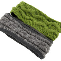 Wool Knit Headbands