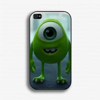 Mike Wazowski  Monster University Iphone 4 4s by Thecasesbg