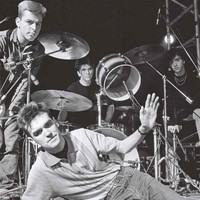 The Smiths Band Poster 24x33