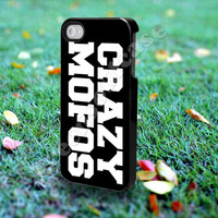 Crazy Mofos - for iPhone 4/4s, iPhone 5/5S/5C, Samsung S3 i9300, Samsung S4 i9500 *Greensoulcase*