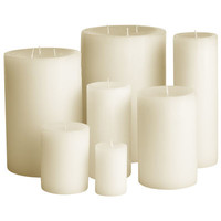 Unscented Candles - Ivory$0.69 - $30.00