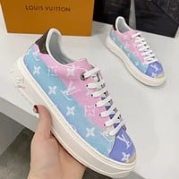 Louis Vuitton LV The latest casual sports shoes-33