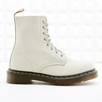 Dr. Martens Pascal Boots in White - Urban Outfitters