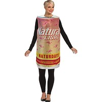 Adult Naturdays Can Costume