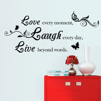 Wall Sticker Living Room Bedroom Decoration Stickers [4923135940]