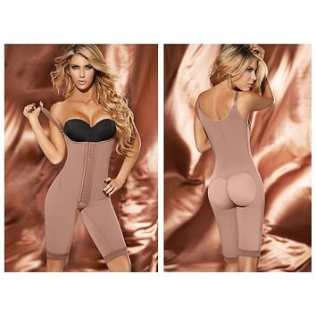 Ann Chery 5147 Powernet Isabella Shapewear Color Brown