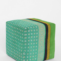 Magical Thinking One-Of-A-Kind Kantha Stool