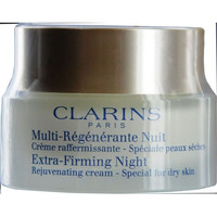 Clarins by Clarins New Extra-Firming Night Rejuvenating Cream - Special for Dry Skin --50ml/1.6oz