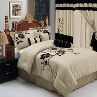 Medford Luxury 7-Piece comforter set