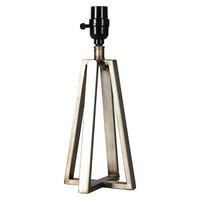 Threshold™ Linear Lamp Base Small - Pewter : Target