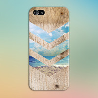 Beach Waves x Sand x Sunny California Chevron Wood Design Phone Case for iPhone 6 6 Plus Samsung Galaxy s7 edge s6 s5 s4 & s3 and Note 5