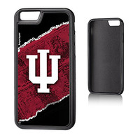 Indiana Hoosiers iPhone 6 and iPhone 6s Bumper Case Licensed by the NCAA & Printed by keyscaper ®