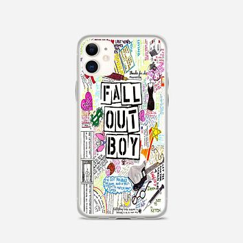 Fall Out Boy Lyric iPhone 11 Case