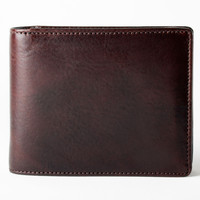Blackwood Mens Leather Wallet Bifold Jumbo - Affordable, Superior Quality Wallet That Will Last You for Years -16 Card Slot - 2 x ID Windows - Stylish & Durable - Leather Bifold Wallet For Men