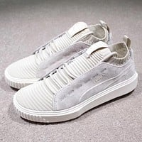 Puma Breaker Knit Sunfeded Fashion Sneakers Sport Shoes
