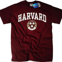 Harvard Shirt T-Shirt Sweatshirt Hoodie University Law Business Clothing Apparel Medium