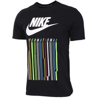 Nike Men Fashion Casual Sports Shirt Top Tee-11