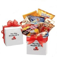 Healthy Snack Food Care Package - Great for College Kids Away from Home