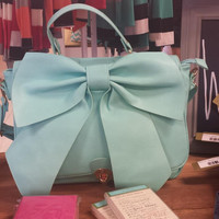 Carrying Your Love With Me Purse - Mint