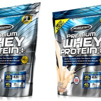 MuscleTech Premium 100% Whey Protein Plus (5lb. Bag)