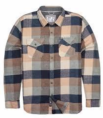 Image of Jetty Arbor Heavy Flannel