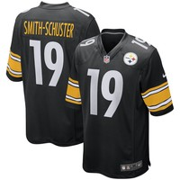 Men's Pittsburgh Steelers JuJu Smith-Schuster Nike Game Jersey